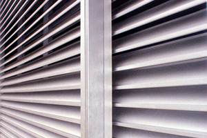 louver industrial
